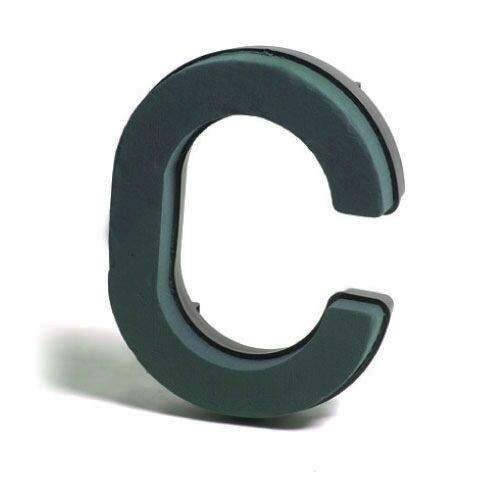 <h4>Steekschuim Basic Letter C 29cm</h4>