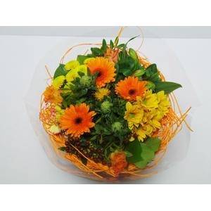 Bouquet Sisal Large Orange