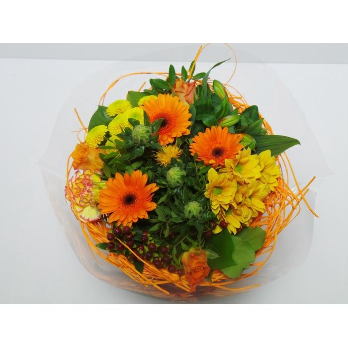 <h4>Bouquet Sisal Large Orange</h4>