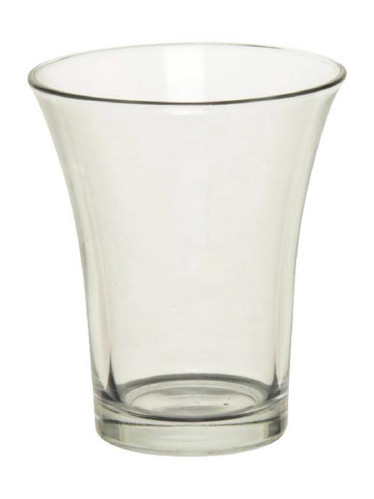 <h4>DF883609500 - Vase Sphynx d10.5xh12.5 clear</h4>