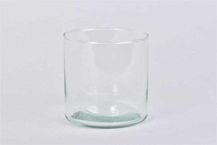 <h4>Glas Cilinder Eco 8,5x8,5cm</h4>