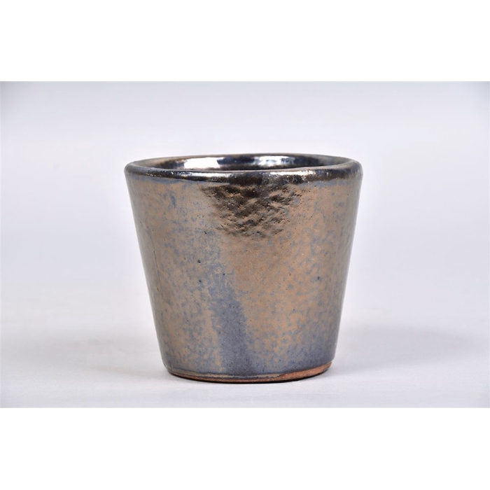 <h4>Alicante Brons Pot 11x10cm</h4>