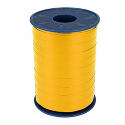 <h4>Curling ribbon 10mm x250m   yellow 605</h4>