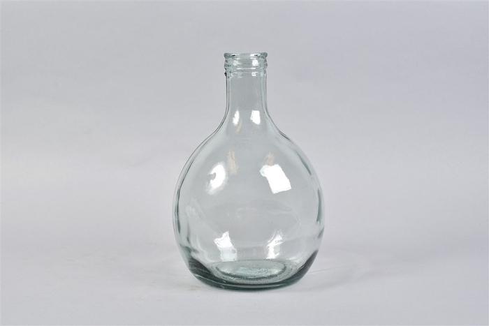 <h4>Glas Fles Belly 22x32cm</h4>