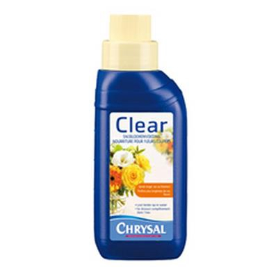 <h4>Chrysal Clear consumer bottle 250 ml</h4>