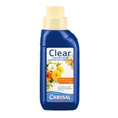 <h4>Chrysal snijbloemenvoeding 250ml</h4>