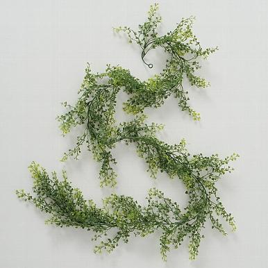 <h4>Zijde, Greenish, L 170 cm, 1 ass, Green</h4>