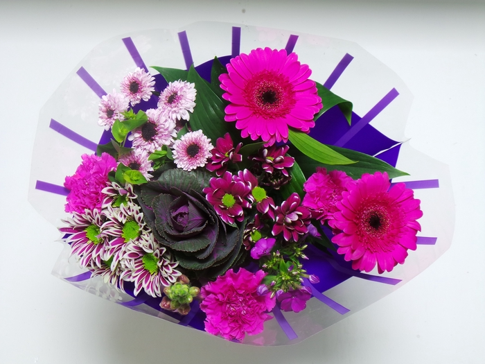 <h4>Bouquet 13 stems Lilac</h4>