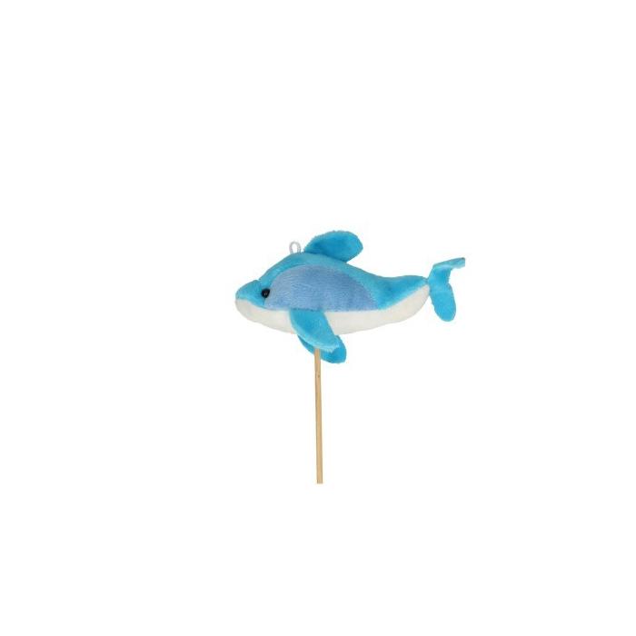 <h4>Bijsteker 50cm Dolfijn 12*10cm</h4>