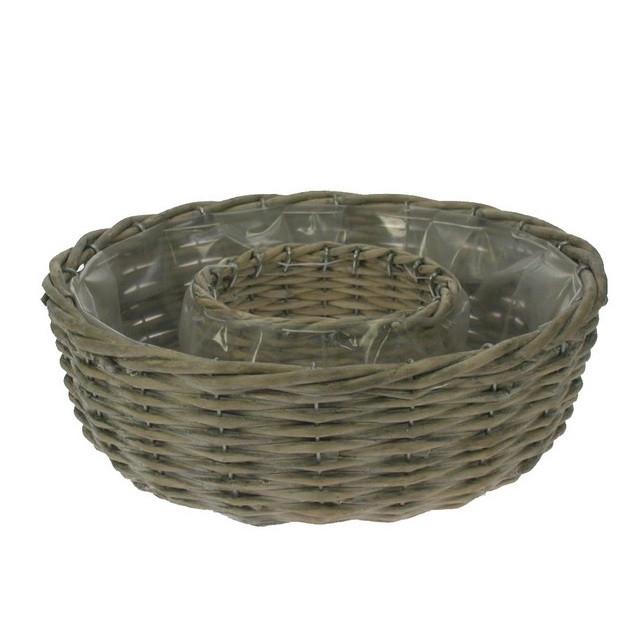 <h4>Manden Willow Ring d30*10cm</h4>