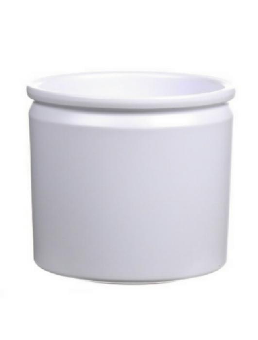 <h4>Deco. DF885092447 - Pot Lucca white matt</h4>