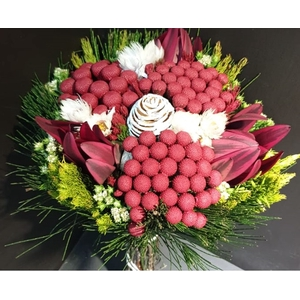 Bqt - Valentine Bouquet (p/bunch)