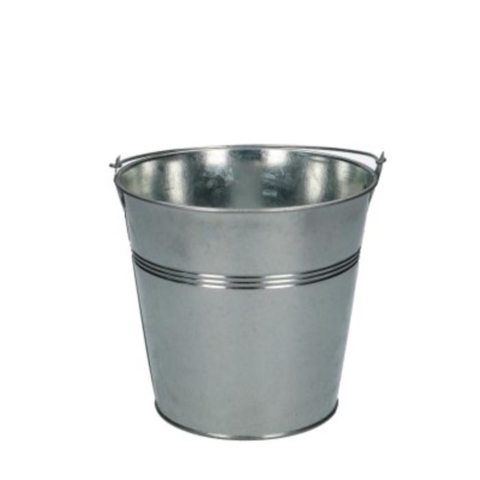 <h4>Zinc Bucket d15*14cm</h4>