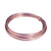 Aluminium wire l.pink- 100gr (12 mtr)