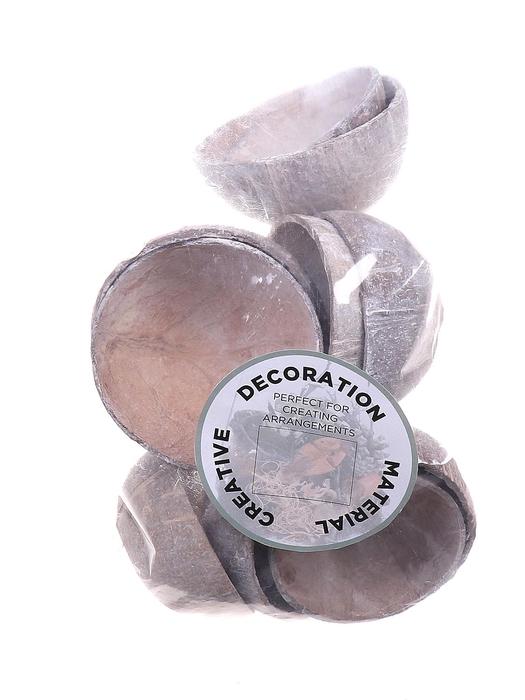 <h4>DF010042800 - Bag/10pcs coco shell white</h4>