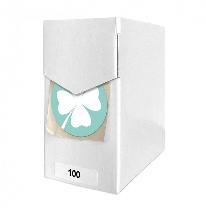 <h4>Labels Sticker 40mm x100 Klaver</h4>