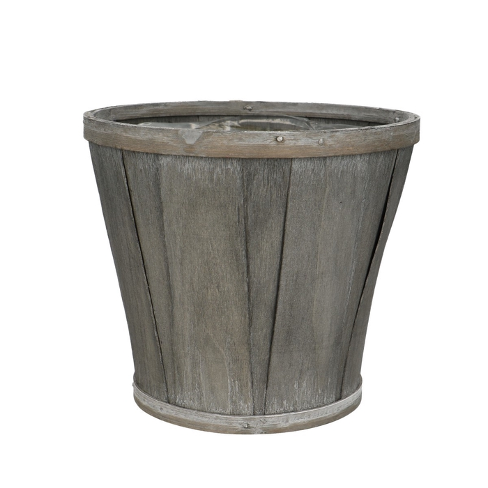 <h4>Hout Bamboo pot d17*15cm</h4>