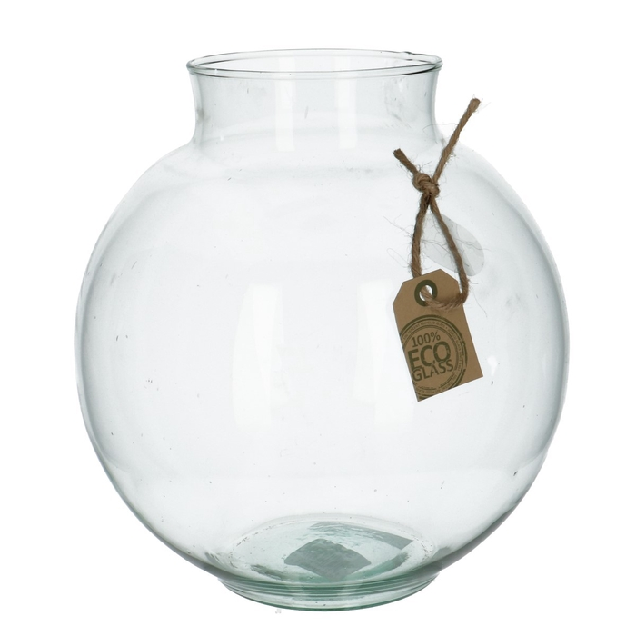 <h4>Glas Eco bolvaas kraag d11/22*22cm</h4>