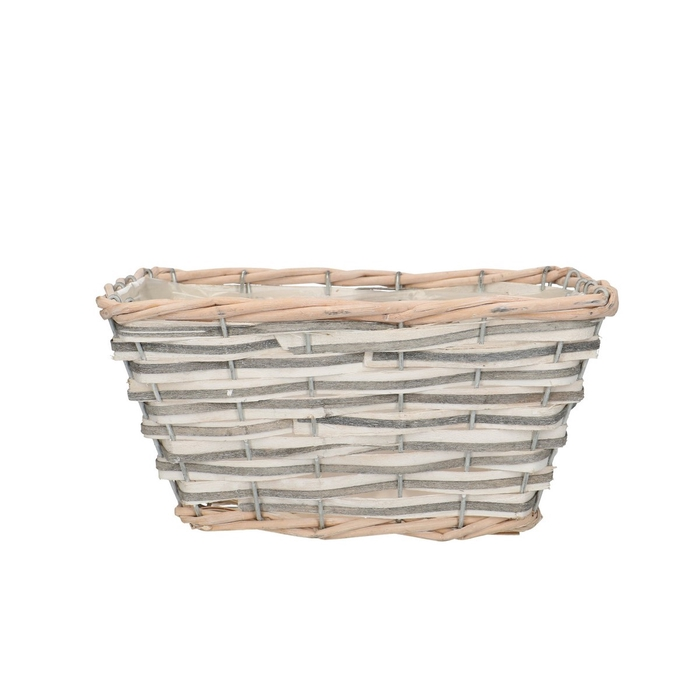 <h4>Baskets Marie tray rect.d23/13*11cm</h4>