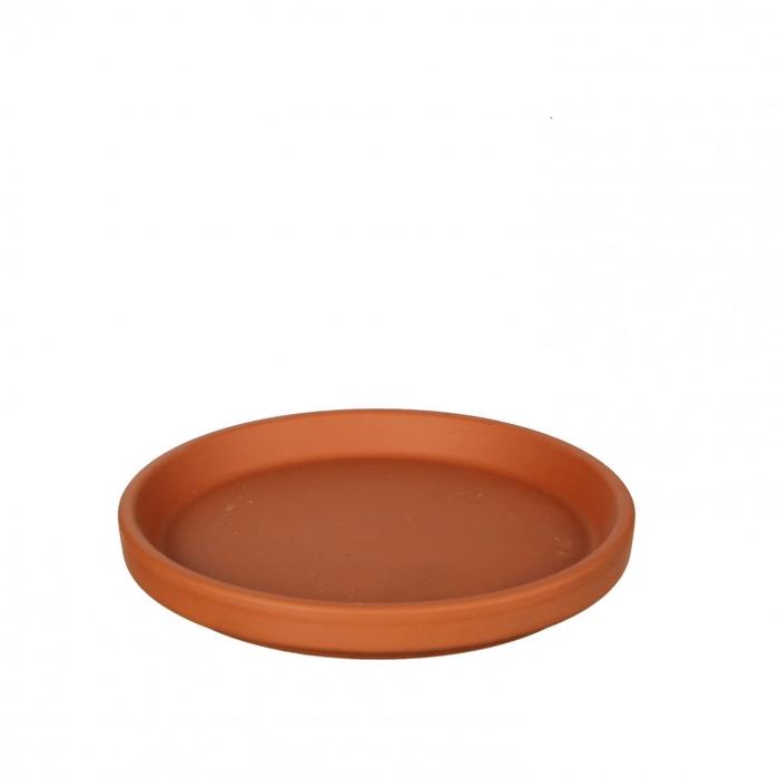 <h4>Keramiek Terracotta schotel d17*3cm</h4>