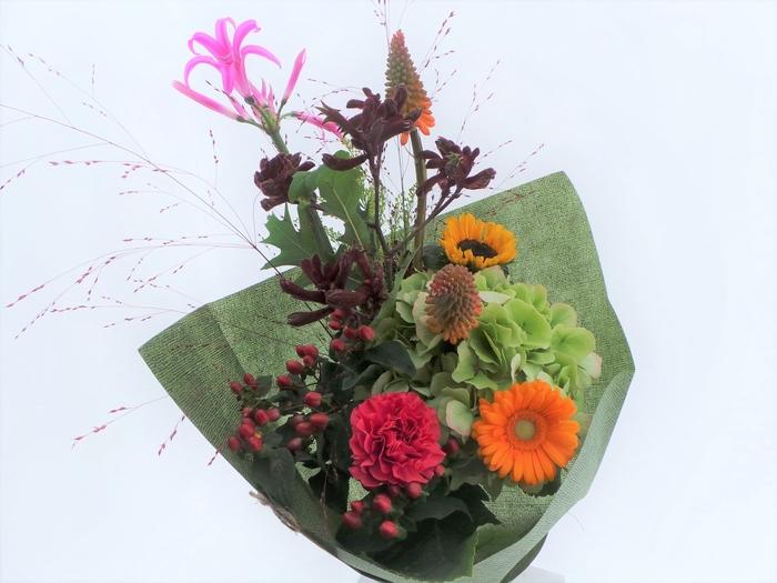 Bouquet Field Jacky