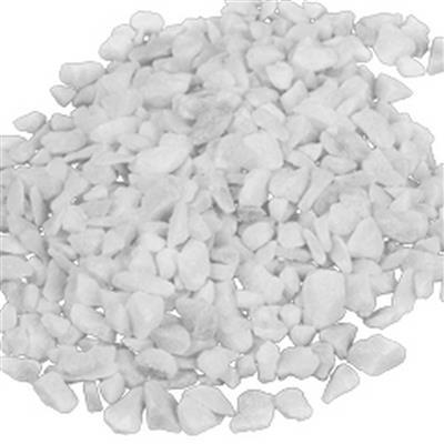 <h4>Decoration grit 4-6mm - 5kg white</h4>