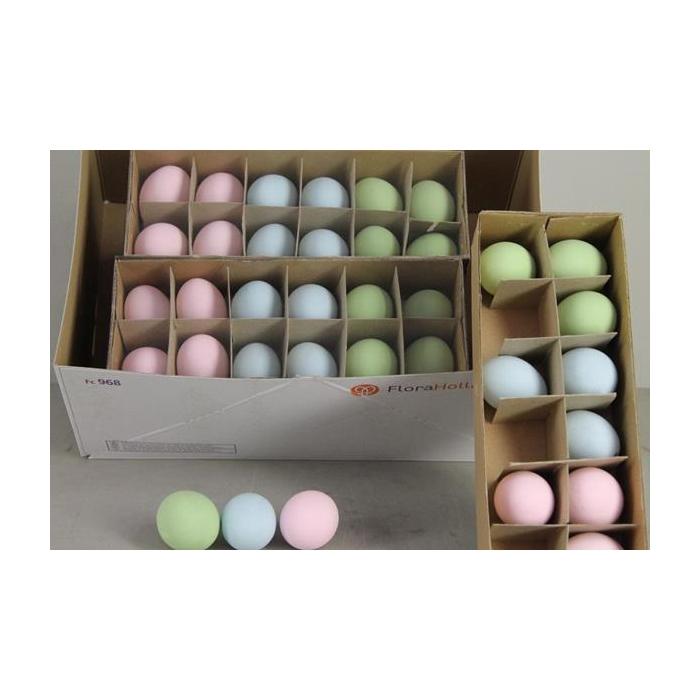 <h4>Egg Chicken Pastel Mix Box12pc</h4>