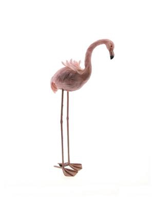<h4>Fig. Pink Feather Flamingo 87</h4>