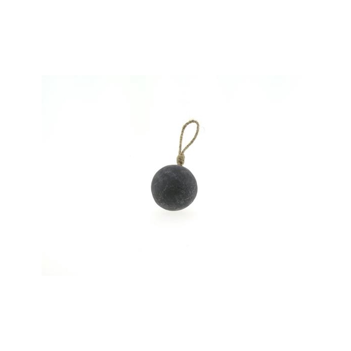 <h4>Ball Wood Hang Ø7cm Cement</h4>