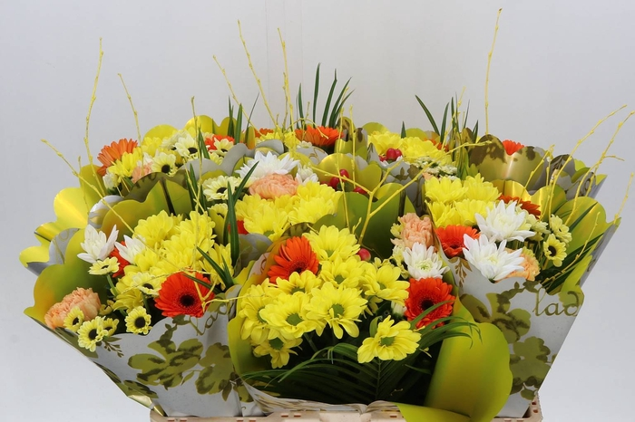 <h4>Boeket Promo Geel Oranje</h4>