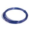 Aluminium wire blue - 100gr (12 mtr)