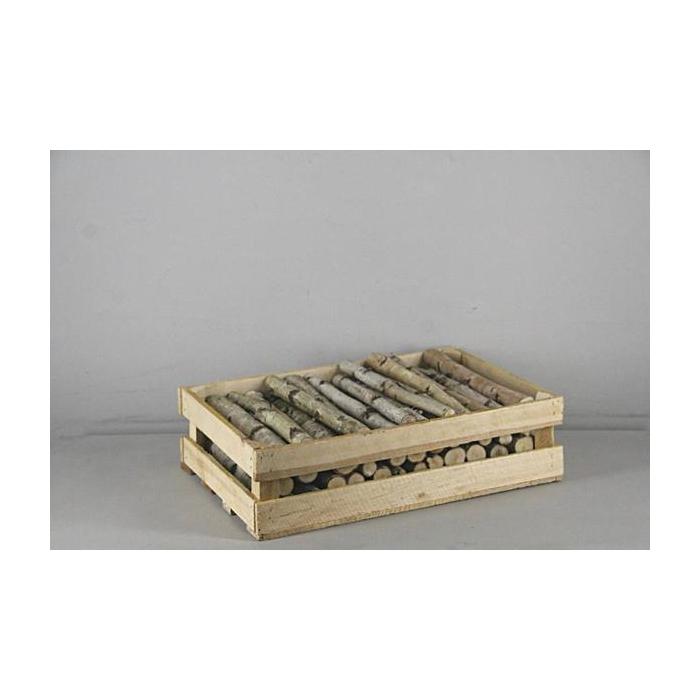 <h4>Birch Trunk Box</h4>