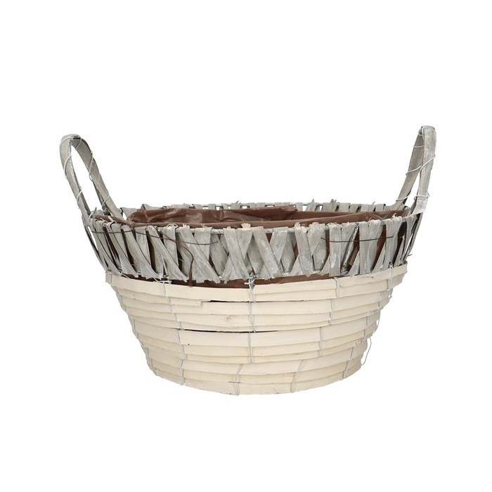 <h4>Baskets Spring round d25*12cm</h4>
