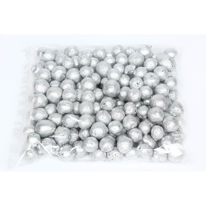 <h4>Apple pods 500gr in poly silver</h4>