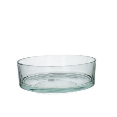 <h4>Glas Schaal rond d25*8cm</h4>