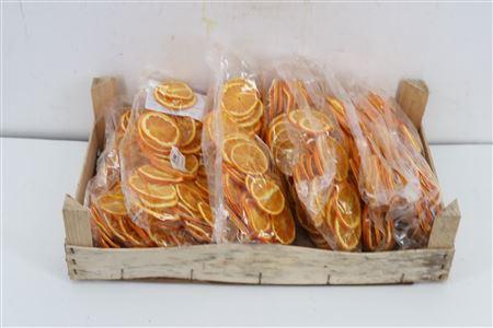 <h4>Basic Orange Slices Orange 250gr Naturel</h4>