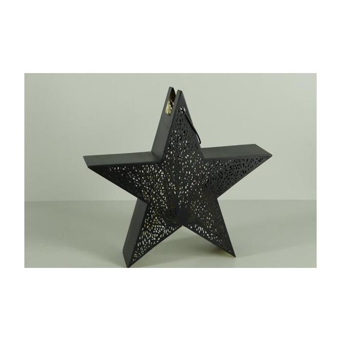 <h4>Lantern Mtl Star Black/gold 40</h4>