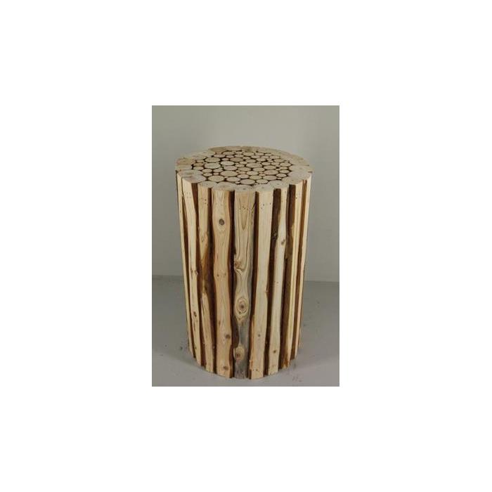 <h4>Pillar Wood Fir N Round 30x50</h4>