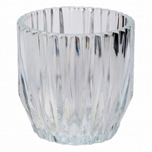 <h4>Glas Pot Diamond d13*13cm</h4>