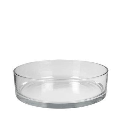 <h4>Schaal Dakar glas ø29xH8cm</h4>