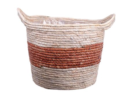 <h4>Basket Belmar1 d26.5xh23 natural/beige</h4>