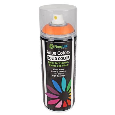 <h4>Floralife aqua spray paint Traffic orange 400 ml</h4>