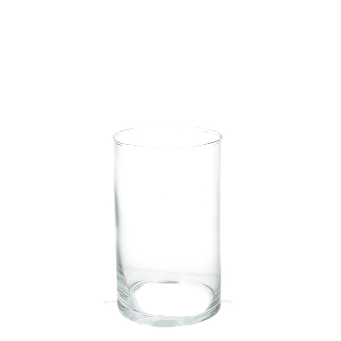 <h4>Glas Vaas d09*15cm</h4>