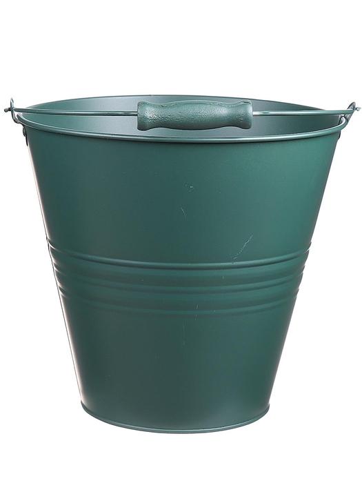 <h4>DF500064500 - Bucket Yorklyn d30.5xh30.5 dark green</h4>