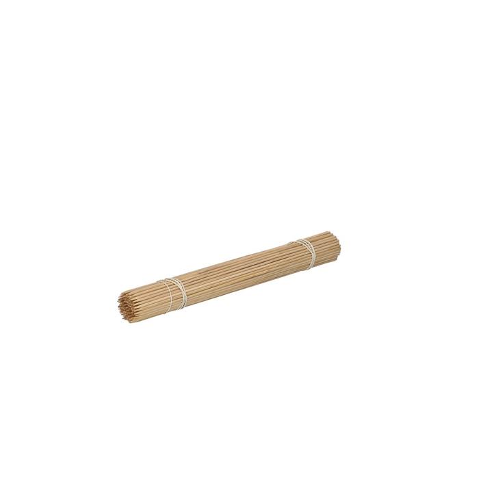 <h4>Floristry Bamboo stick 30cm x100</h4>