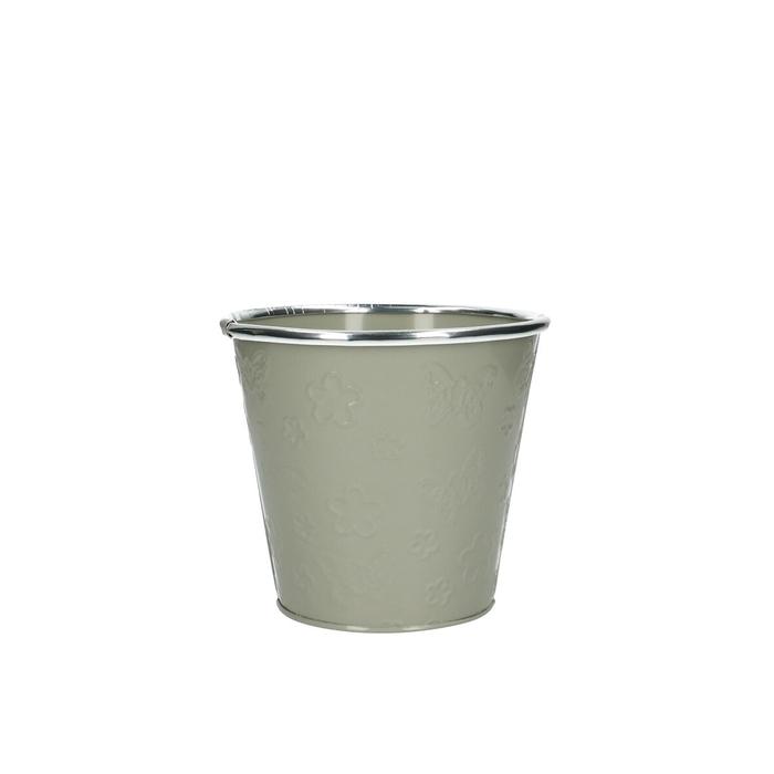 <h4>Zink Simon pot d13*12cm</h4>
