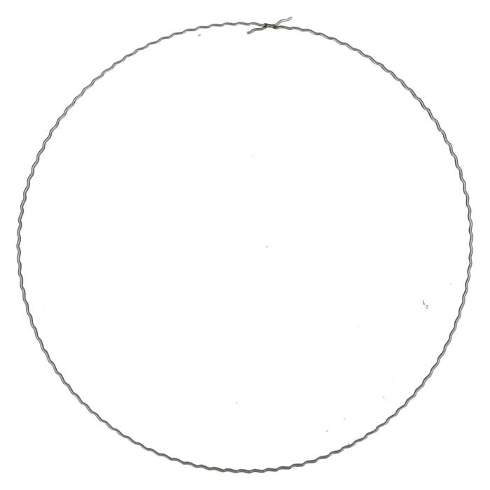 <h4>Bloemisterij Ring metaal d25cm x50</h4>