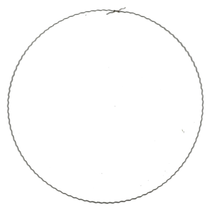 <h4>Floristry Flat Wire Rings d25cm x50</h4>