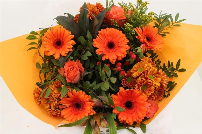 <h4>Boeket Aanbieding Oranje</h4>