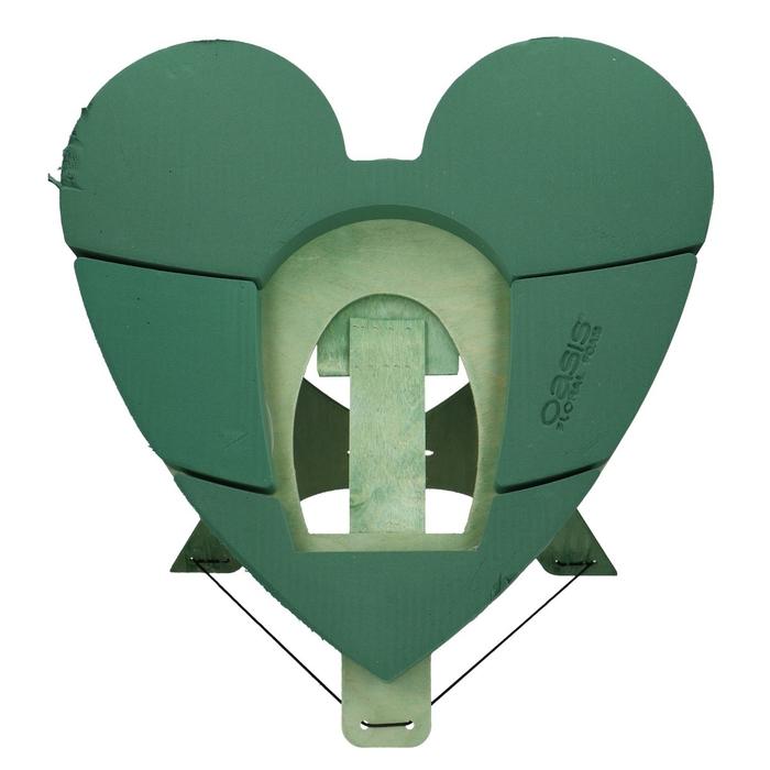 <h4>Oasis Bio. Urn Hart 60*60*5.5cm</h4>